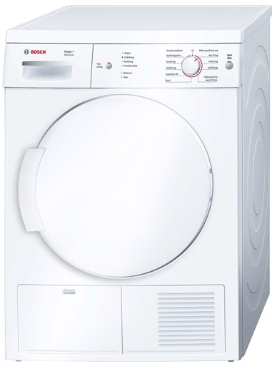 Bosch WTE84104NL