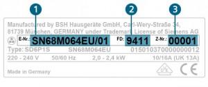 service en garantie bij jouw Siemens WT44W562NL