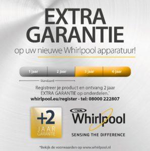 Whirlpool-Green850-garantie