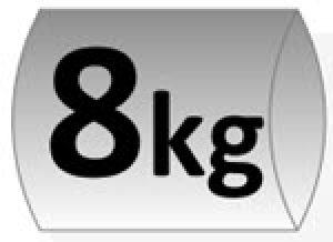 8kg-wasdrogers