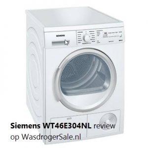 Siemens WT46E304NL review
