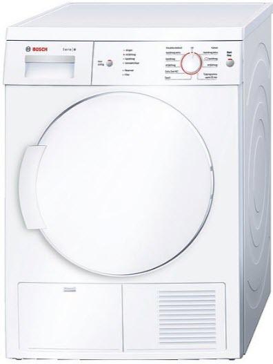 De Bosch WTE84105NL een goedkope condendroger van Bosch