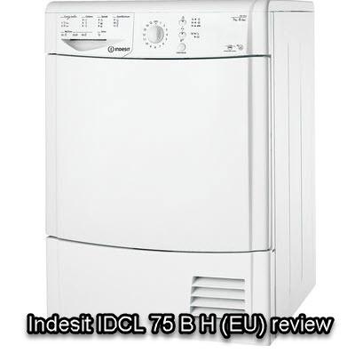 Indesit IDCL 75 B H (EU)