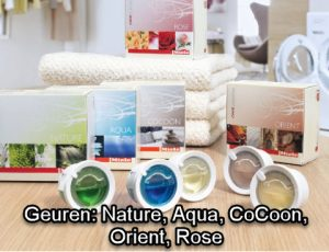 5 FragranceDos geuren
