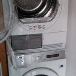 Wasmachine en wasdroger sets