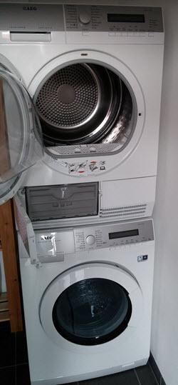 Ongebruikt 5 tips bij een droger op wasmachine plaatsen LM-03