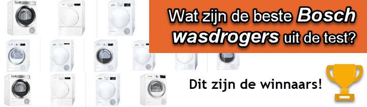 Beste koop Bosch wasdrogers - onze testwinnaars