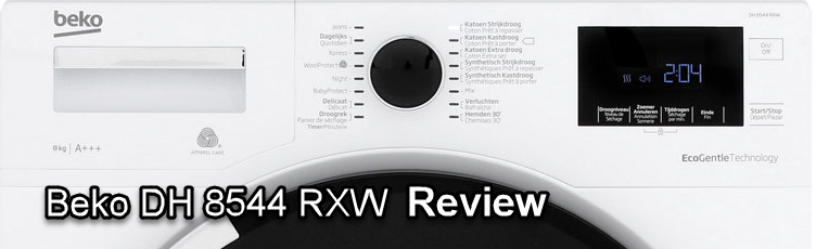 Beko DH 8544 RXW review