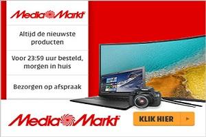 Wasdroger acties MediaMarkt