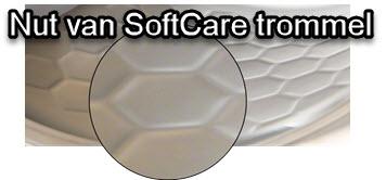 Net en noodzaak Softcare trommel - praktijk oordeel