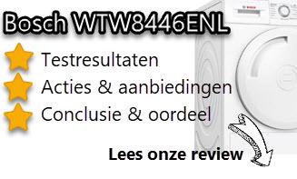 WasdrogerSale - Bosch WTW8446ENL review