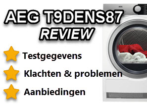 AEG T9DENS87 review