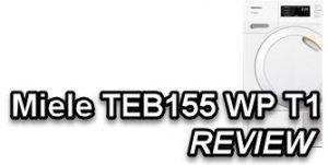 De Miele TEB155 WP T1 review door Mario