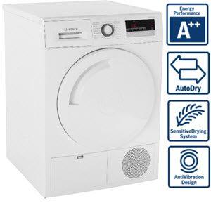 Samengevat - sepecificatie Bosch WTH83V70NL