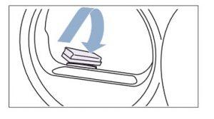 reinigen en onderhouden condensor