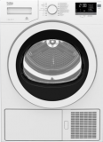 Beko DH7533RXW review – testscores