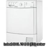 Indesit IDCL 75 B H (EU) review