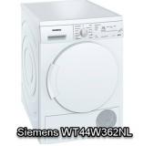 Siemens WT44W362NL review en aanbiedingen
