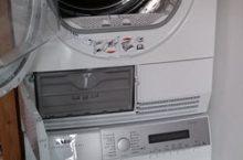 5 tips bij een droger op wasmachine plaatsen